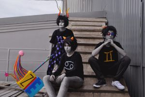 Homestuck by Stilletta
