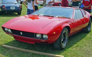 DeTomaso Mangusta III by DarkWizard83