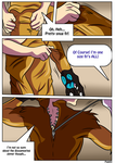 Commission: I Dont Believe it! Page 03 by Rex-equinox