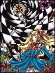 Alice in Wonderland by lely