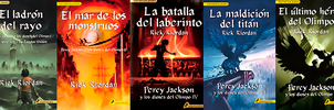 + Percy J. y los Dioses del Olimpo (Libros PDF) by DreamsPacks
