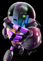 Bobby - old character - 3D by iastudio