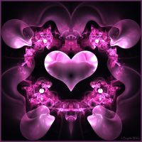 Pink in love by Brigitte-Fredensborg