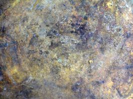 metallic texture III by beckas