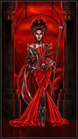 Red Queen by Ceyle
