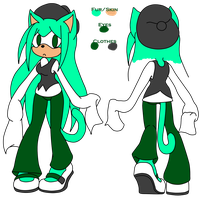 Mia Ref by kagomeamichun