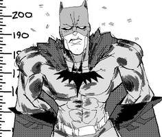 Batman 2 by Dergers