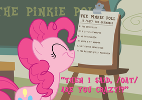 Pinkie Poll Submission by Sefling