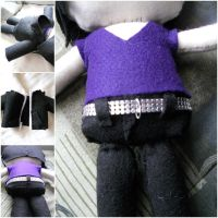 Plushie Collage 3:detail shots by RuokDbz98