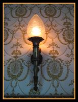 Club 33 - Light and Wallpaper by Lokotei