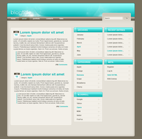 WordPress Template by nak3dkill3r20