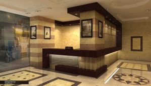 hotel reception 2 by bilalgfxdesign