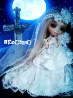 Pullip:  White lady by lovehaze