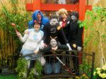 AkiCon2012: Random Homestucks by Julian-Blue