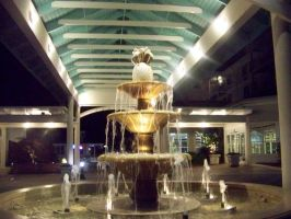 Beautiful Water Fountain by GimpTron