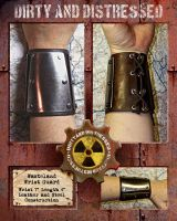 Wasteland Wrist Guard 002 by DirtyandDistressed