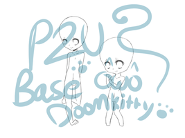 First Ever P2U Base Chibi and Childish by owodoomkitty