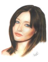 Shannen Doherty by Elven-38-Stone