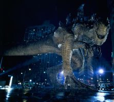 GODZILLA The Living Apocalypse Files: Zilla by GodzillaFan1234