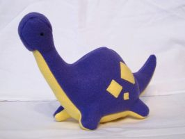 Royal Square Apato Plush by MowenDesigns