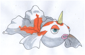 Goldeen by twilightlinkjh