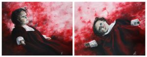 Nanni - Diptych by alarie-tano