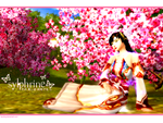 Cherry Blossoms by kyuting