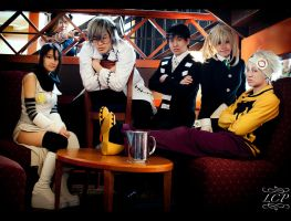 Soul Eater: Family Portrait by LiquidCocaine-Photos