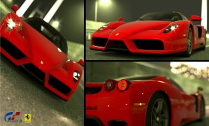 My GT5 Ferrari by RetroDevil