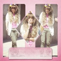 Photopack 1078: Cher Lloyd by PerfectPhotopacksHQ