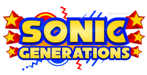 Sonic Generations Logo Remade by NuryRush