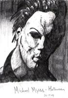 Michael Myers-Halloween by NiGhT-sTaLkEr13