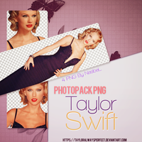 Taylor Swift Png Pack by tayloralwaysperfect