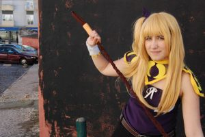 Lucy Heartfilia - Grand Magic Games by XanaSakura