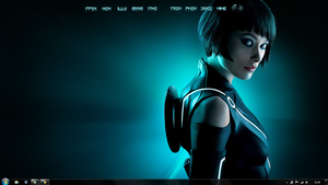 Tron Icons Rocketdock by Brobat
