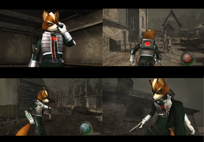 Fox MCcloud Mod HD resident evil 4 pc by chacs