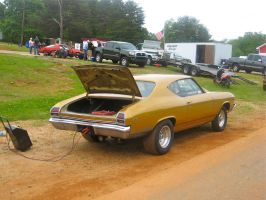Chevy Chevelle by absoluteandrew