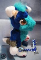Damion plush by Siplick