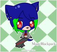 .:MagicBlackPack:. by PhantomCarnival