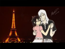M : S - From Paris With Love by talespirit