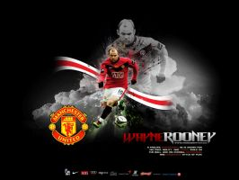 Rooney Soccer Wallpaper by abbott567