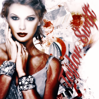 Taylor Swift Cover Photo by alyn1302