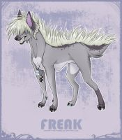 FREAK XD by Donna-the-dobie