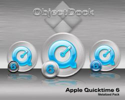 Quicktime 6 by weboso