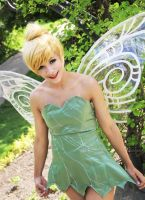 tinker bell by Becs-Cos-Wonderland