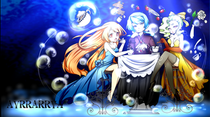 got sick of chibis by ayrra