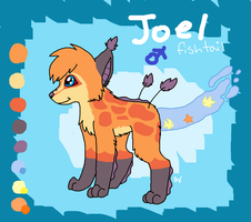 Official Joel Refrence by Xx-AnickJukebox-xX