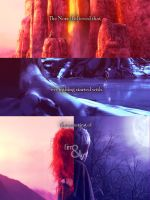 Fire and Ice ~ Jarida by Jarida