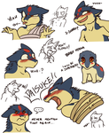 Masamune - Funny faces by ChibiCorporation