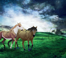 Here beside me, dear by shiasgraphics